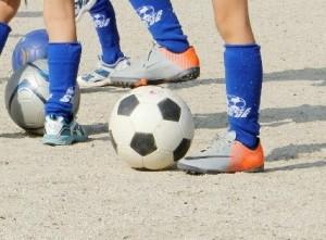 サッカーボールの写真